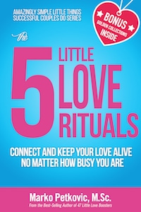 The 5 Little Love Rituals