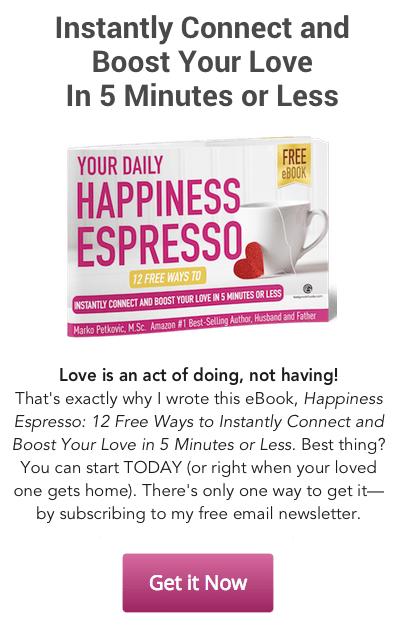 Your Daily Happiness Espresso