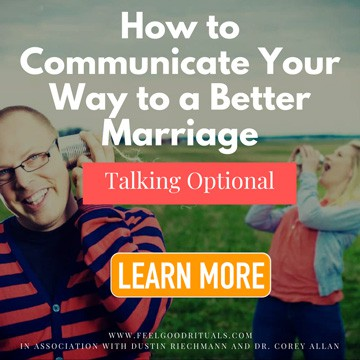 Communicate Your Way to a Better Marriage