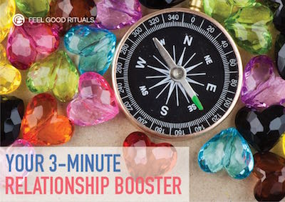 Your 3-Minute Relationship Booster