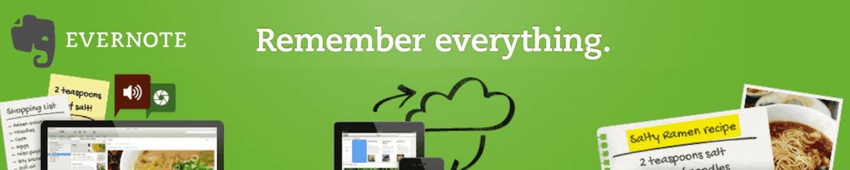 Join Evernote